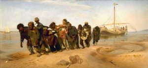 On this day in 1930, Russian painter Ilya Repin died